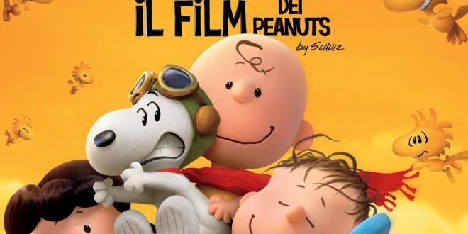 """Poster del film """"Snoopy & friends - Il film dei Peanuts"""""""