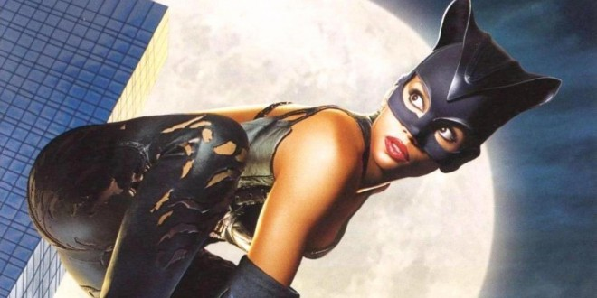 "Poster for the movie ""Catwoman"""