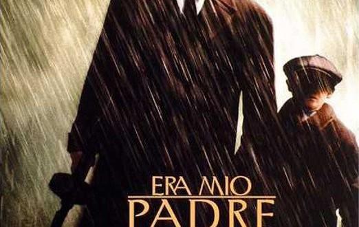 """Poster del film """"Era mio padre"""""""