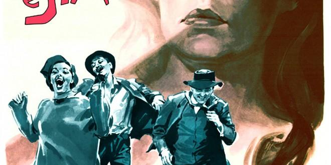 "Poster del film ""Jules e Jim"""