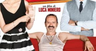 """Poster del film """"Un boss in salotto"""""""