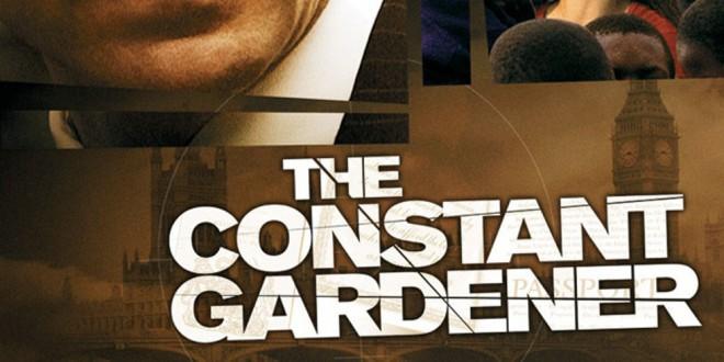 """Poster del film """"The Constant Gardener - La cospirazione"""""""