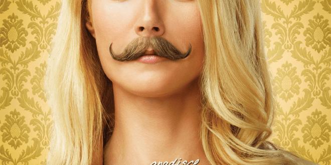 """Poster del film """"Mortdecai"""""""