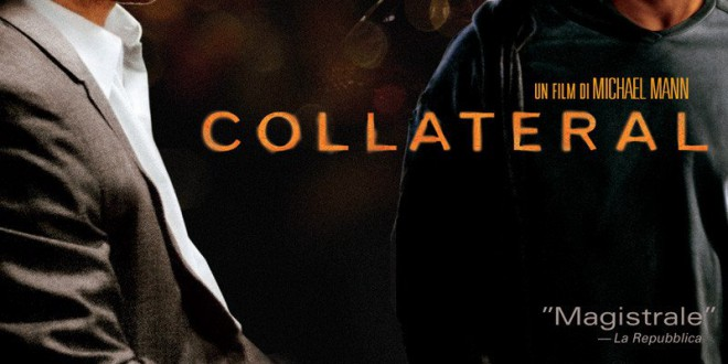"Poster del film ""Collateral"""