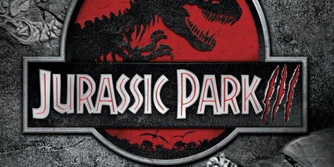 "Poster del film ""Jurassic Park III"""