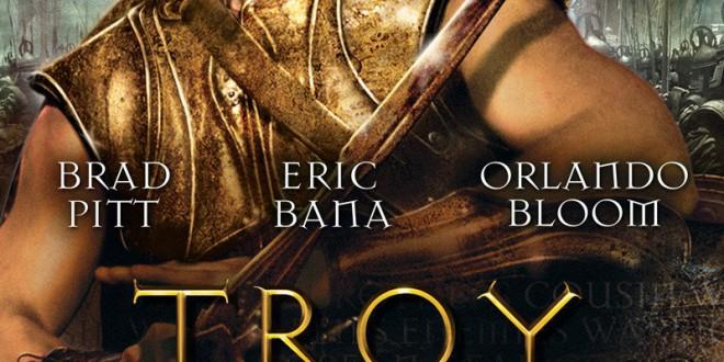 "Poster del film ""Troy"""