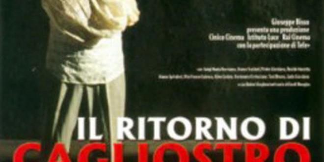 """Poster del film """"Il ritorno di Cagliostro"""""""