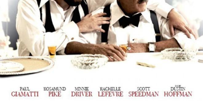 """Poster del film """"La versione di Barney"""""""