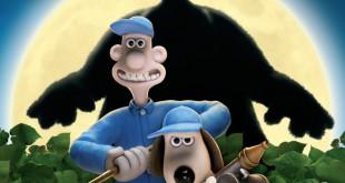"""Poster del film """"Wallace & Gromit - La maledizione del coniglio mannaro"""""""