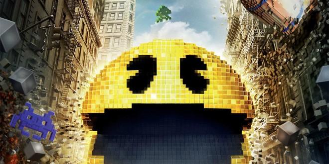 """Poster del film """"Pixels"""""""