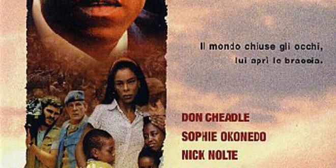 "Poster del film ""Hotel Rwanda"""