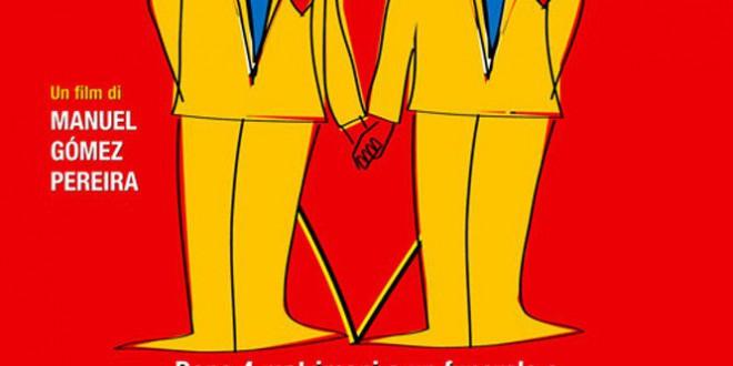 "Poster del film ""Reinas - Il matrimonio che mancava"""