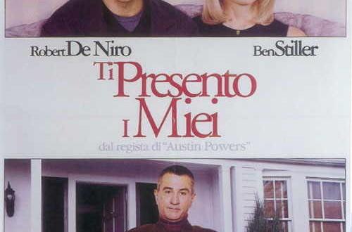 """Poster del film """"Ti presento i miei"""""""