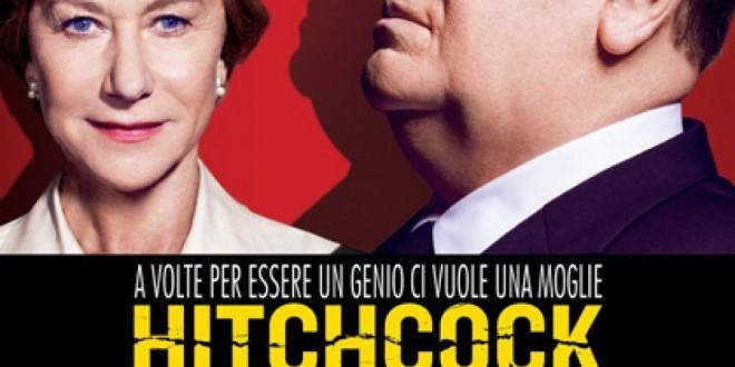 """Poster del film """"Hitchcock"""""""
