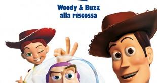 "Poster del film ""Toy Story 2 - Woody & Buzz alla riscossa"""