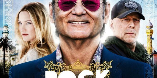 """Poster del film """"Rock the Kasbah"""""""