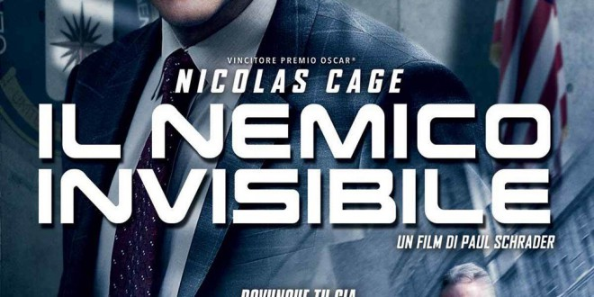 """Poster del film """"Il nemico invisibile"""""""