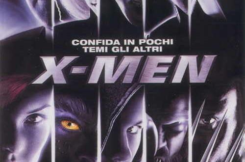 """Poster del film """"X-Men"""""""