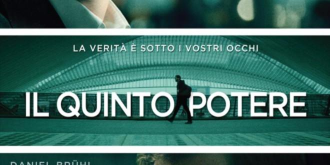 """Poster del film """"Il quinto potere"""""""
