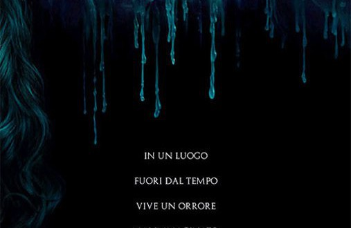 """Poster del film """"La maschera di cera"""""""