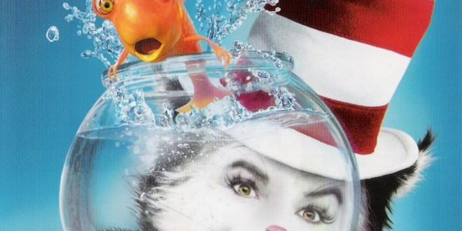 """Poster del film """"Il gatto... e il cappello matto"""""""
