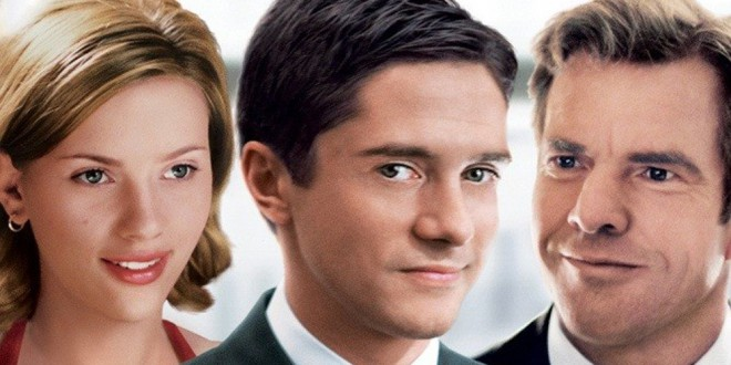 "Poster del film ""In Good Company"""
