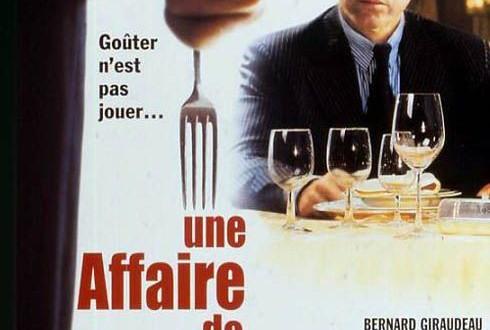 """Poster del film """"Un affare di gusto"""""""