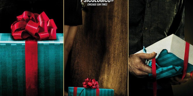 "Poster del film ""Regali da uno sconosciuto - The Gift"""