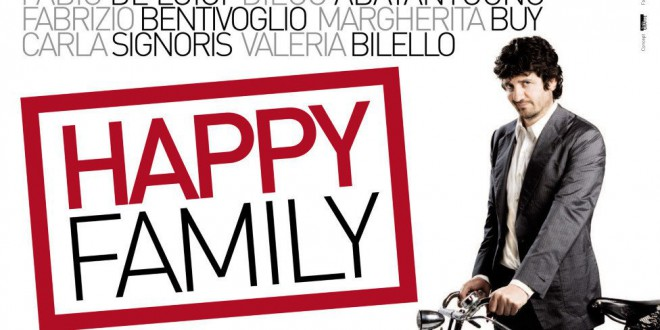 "Poster del film ""Happy Family"""