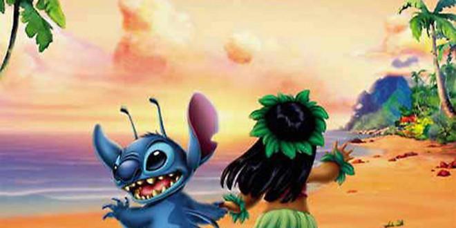 """Poster del film """"Lilo & Stitch"""""""