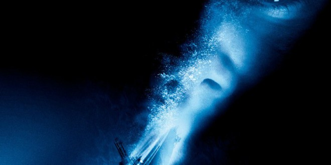 "Poster for the movie ""Below"""