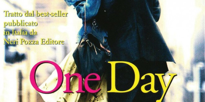 "Poster del film ""One Day"""