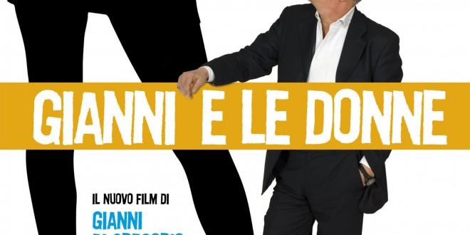 """Poster del film """"Gianni e le donne"""""""