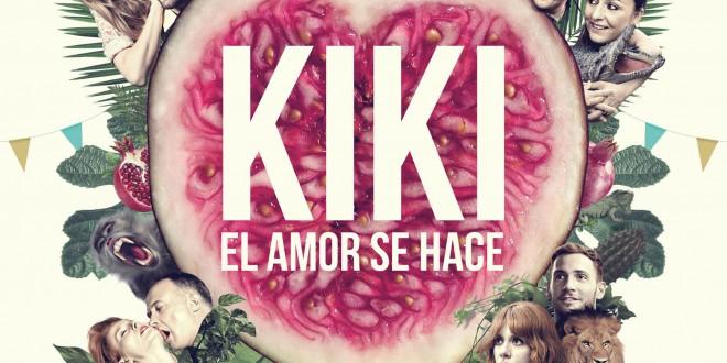 """Poster del film """"Kiki & i segreti del sesso"""""""