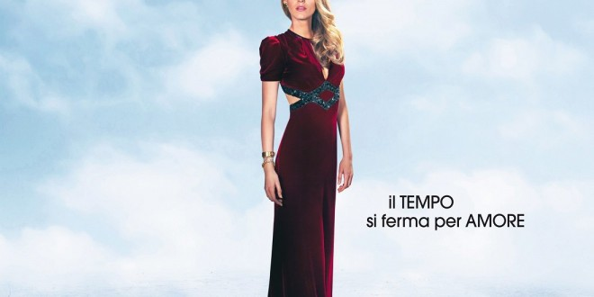 "Poster for the movie ""Adaline - L'eterna giovinezza"""