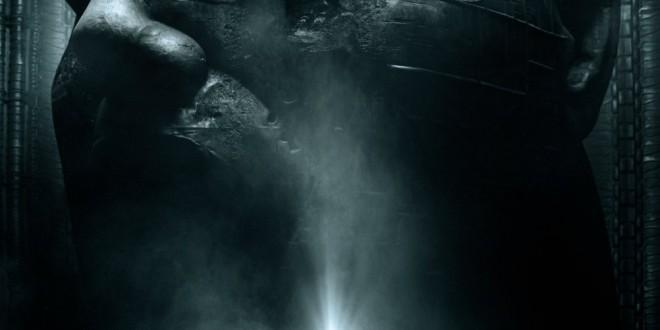 """Poster del film """"Prometheus"""""""