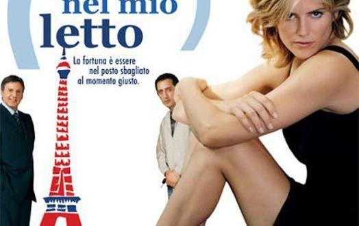 """Poster del film """"Una Top model nel mio letto"""""""