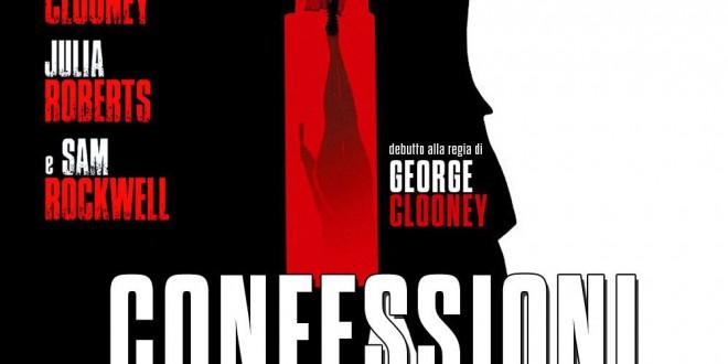 """Poster del film """"Confessioni di una mente pericolosa"""""""