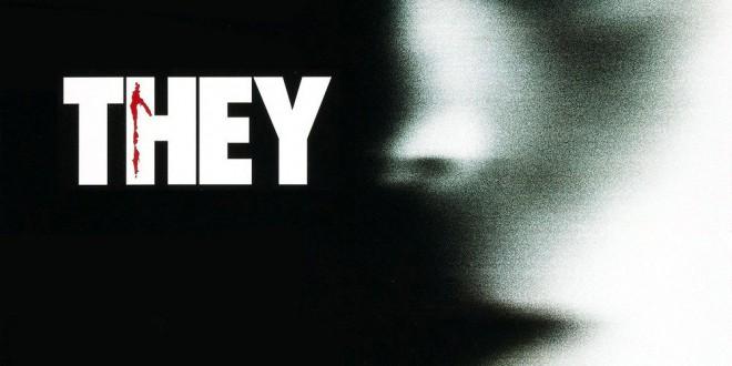 """Poster del film """"They - Incubi dal mondo delle ombre"""""""