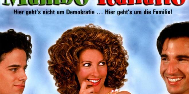 """Poster del film """"Mambo Italiano"""""""