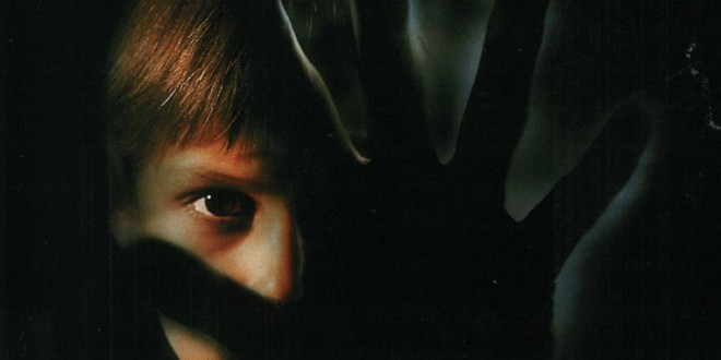 "Poster del film ""Darkness"""