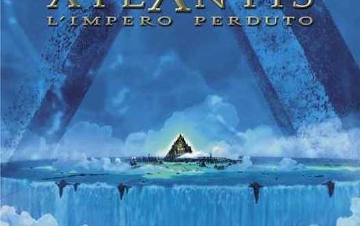 "Poster for the movie ""Atlantis - L'impero perduto"""
