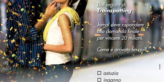 """Poster del film """"The Millionaire"""""""