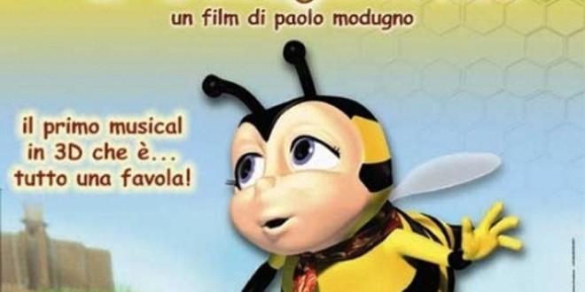 """Poster del film """"L'apetta Giulia e la signora Vita"""""""