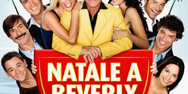 "Poster del film ""Natale a Beverly Hills"""