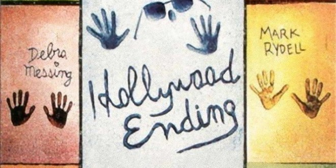 "Poster del film ""Hollywood Ending"""