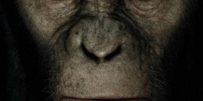 """Poster del film """"L'alba del pianeta delle scimmie"""""""