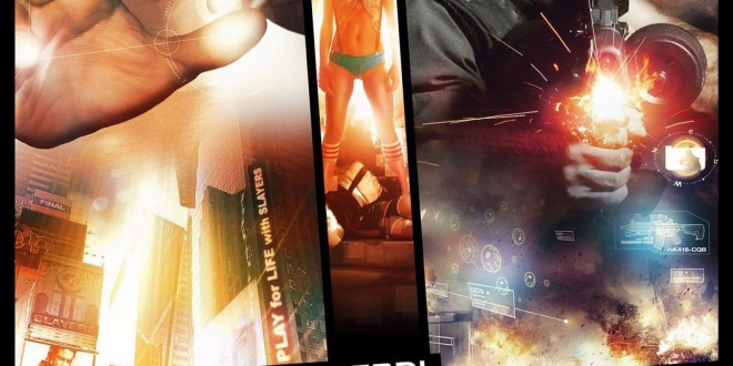 "Poster del film ""Gamer"""