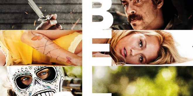 "Poster del film ""Le belve"""