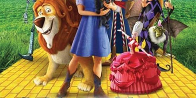 """Poster del film """"Il magico mondo di Oz"""""""
